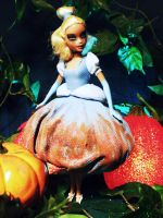 HALLOWEEN:Cinderella 2 by PinkUnicornPrincess