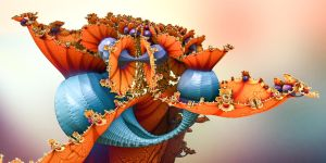 Mandelbulb Salad by dainbramage1