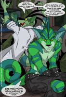 Viper Family by shadowpantherkat