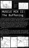 NEW Muscle Mix II For Sale by Saxxon
