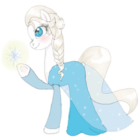 Elsa by amberflicker