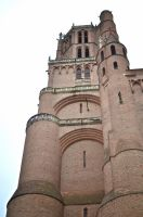 St. Cecile Cathedral. Albi. S France 4 by jennystokes