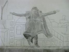 The Reichenbach Fall by Music-Fish