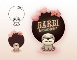 Barbi dog salon by thedk2