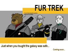 The Furry Frontier by mrdata