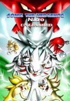 Nazo Unleashed Poster Remastered by Adir