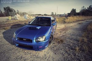STi Revisited by notbland