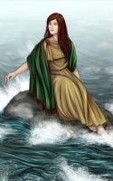 Tamfana - Lady of the Rushing Waters by gpalmer