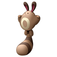 Pokemon 161 - Sentret by illustrationoverdose