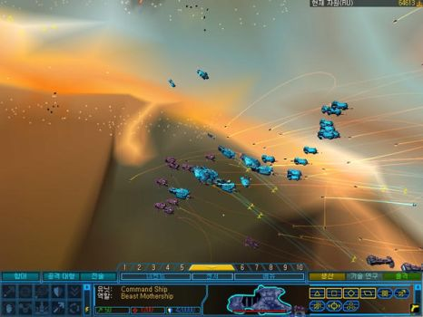 Homeworld2 Universe Mod 1 by pqh5703
