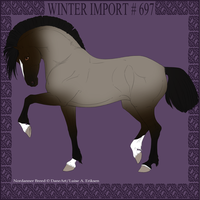 Winter Import #697 by DovieCaba