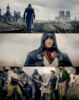 Lets do it ACUnity by Ammyari