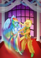 Rainbow Waltz by Jewelscore