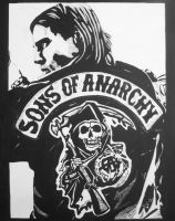 Sons of Anarchy by BrittanyDB