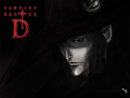 Vampire Hunter D by byPiPa