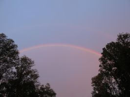 Rainbow 9/29/14 by MegnRox15