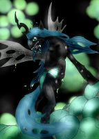 Queen Chrysalis by JacobDobson