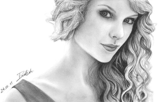 Taylor Swift by airlabrador