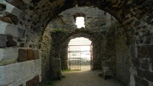 The old gates by Kayleigh-Kaz