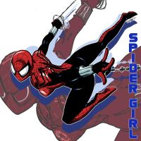Spidergirl Mayday Parker by Claret821021