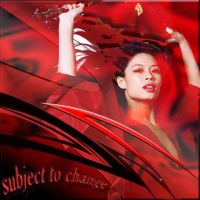 Vanessa Mae CD cover by sineddine