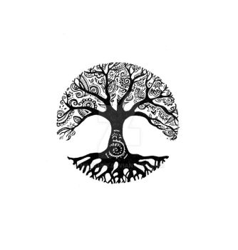 Tree of life by Miletune