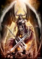 Lucifer by JoseManuelSerrano