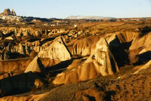 Cappadocia from the Sky by Heurchon
