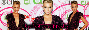 Simple Katie Cassidy Blend by Miss-Kaylin
