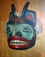 Denver Museum Mask 310 by Falln-Stock
