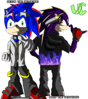 Request: Reign and Maji by ultima0chaotic
