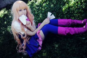 Sheryl Nome, Macross Frontier- by HimeNami