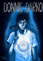 Donnie Darko anime by viktorangel1
