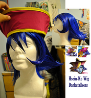 Hsien-Ko Wig by Phantom-Shadow