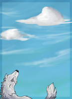 Clouds by GreyeWolf