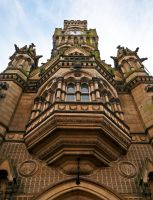 Bradford Town Hall by TDGreen