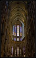 Cologne Cathedral by JimP4nsen