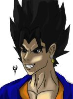 Vegetto profile by Arenthor