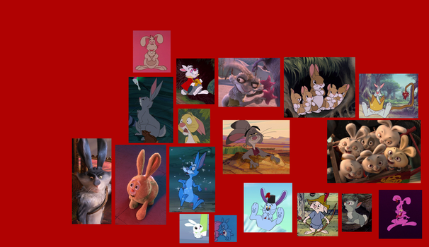 Rabbits in Movies by Gojirafan1994