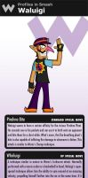 Profiles: Waluigi by TriforceJ