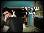 Orgasm face by LedVampire