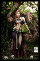 M. Foust's Witch Tree by DNDGFX