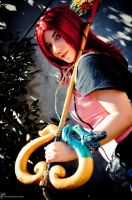 Kairi Kingdom Hearts Cosplay - Waiting for you by LiryoVioleta
