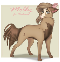 Molly Trade by MilGoncalez