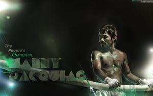 Manny Pacquiao by Adomas by loadinHQ