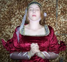 Maid Marion-Portaits 08 by Gracies-Stock