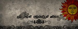 Sinhala Hindu New Year 2012 FB Cover by i-am-71