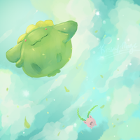 Cottonspore by KrisseyMage