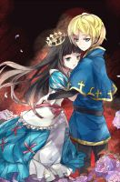 Sound Horizon_ Prince and Snow White by noDuckiEallow