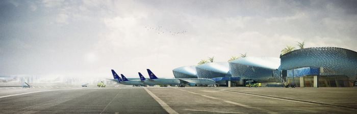 Abha Airport Proposal 2 by M-Salman